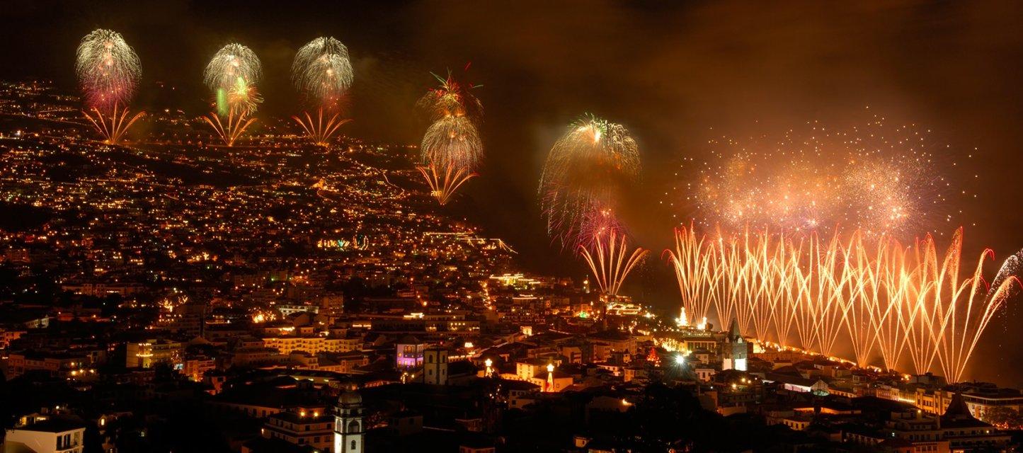Réveillon na Madeira 2021/2022