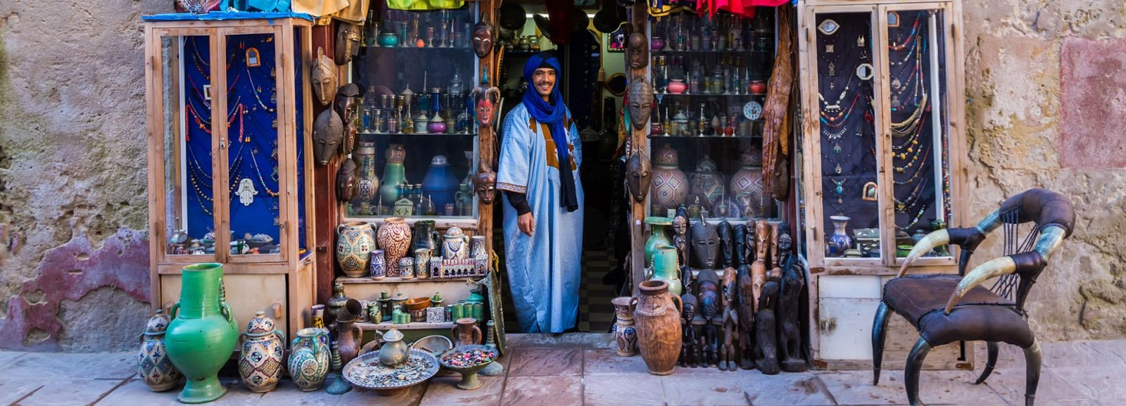 Marrocos Monumental 2021